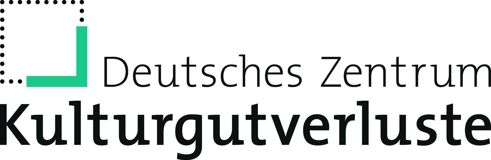 Logo Deutsches Zentrum Kulturgutverlustee