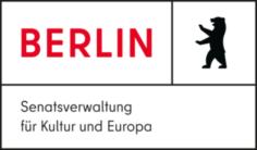 Logo der Beriner Senatsverwaltung für Kultur und Europa