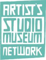 Logo Artist's Studio Museum Network