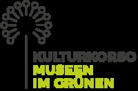 Logo Kulturkorso Museen im Grünen